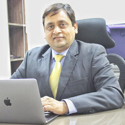 Manish Kumar, CEO